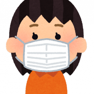 【診断士試験】マスクを忘れました(/。\)