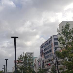 【診断士二次試験まであと48日】台風が近づいています。(>_<)