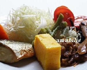 鯖の味噌煮セット