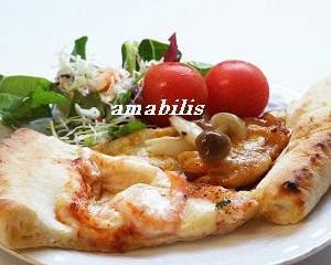 ピザセット