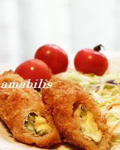 アスパラガスの豚肉巻きフライセット