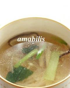 コンパクトなスープ