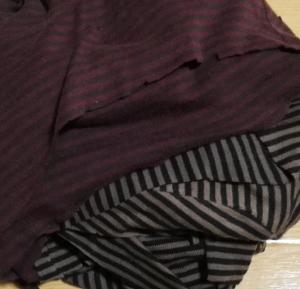 最近着てないけど捨てられない!!そんな服は1日着て過ごしてみるとあっさり処分できることが多い。