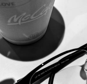 自分で淹れたコーヒーが1番だけど......。