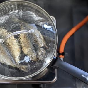 ニトスキからフッ素樹脂不使用!グリーンパン アンドーラ ロックス フライパンへ。