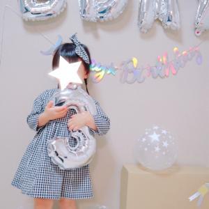 3rd birthday★