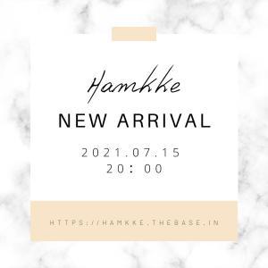 【Hamkke】COMING SOON☆(07.15)