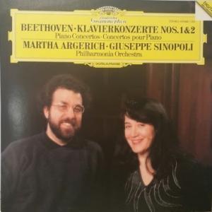 ベートーヴェンのとっておき シノーポリとアルゲリッチの競演