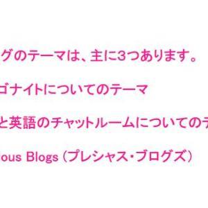 ブログの整理&テーマ56個を削るべし