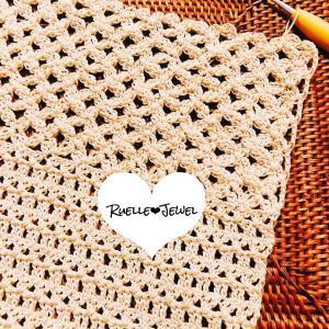 透かし編み大好き