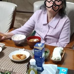 母の日…頑固健在