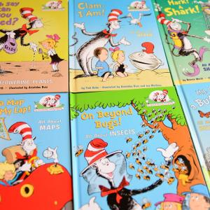 興味や知識の幅が広がる!The Cat in the Hat's Learning Library