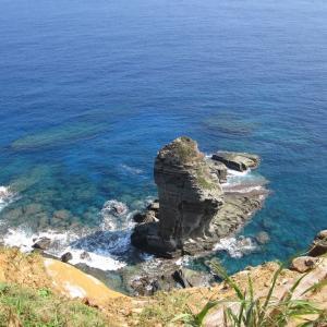 与那国のシンボル立神岩を見るには