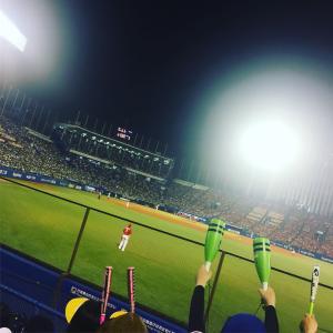 野球観戦★