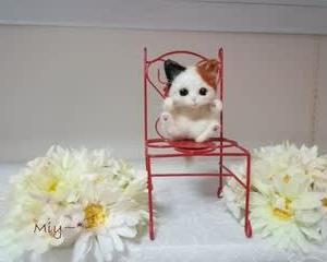 ちび猫ちゃん♪三毛生まれました(*^^*)