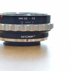 FUJIFILMのカメラであのレンズを使ってみたら