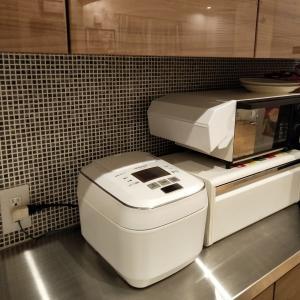 お米を炊かない我が家が買った炊飯器