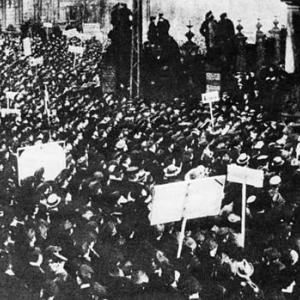 第462回 ドイツ革命までの経緯~キール水兵の反乱と一次大戦直前の社会主義~
