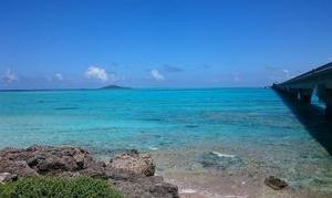 パイナガマビーチでサンセット。夏休み宮古島旅行5日目(2)