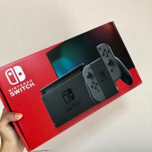 """""""switch当選"""" 任天堂switch届いた"""