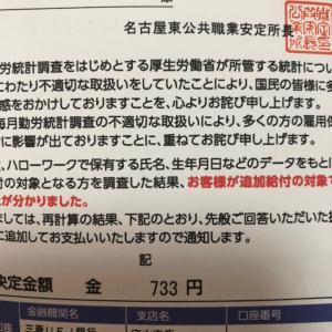 """""""雇用保険追加給付のお知らせ"""""""