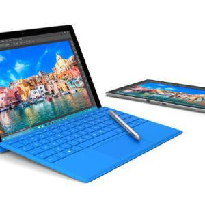 Surface Pro 4とSurfaceペンでイラストが描ける!