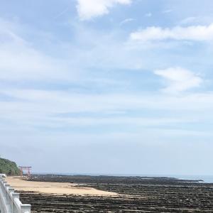 青い空、青い海!そしてサーフィン国際大会
