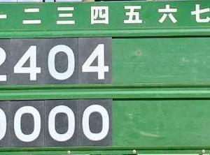第19回富田林ロータリークラブ旗争奪少年軟式野球大会 三日目 ①