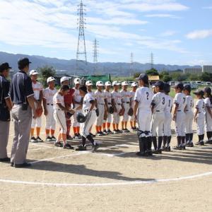 第19回富田林ロータリークラブ旗争奪少年軟式野球大会 四日目