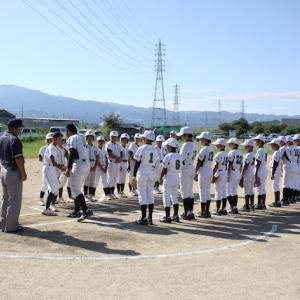 第19回富田林ロータリークラブ旗争奪少年軟式野球大会 5日目