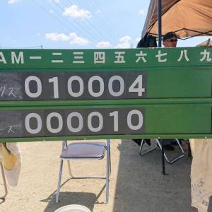 第19回富田林ロータリークラブ旗争奪少年軟式野 第6日目
