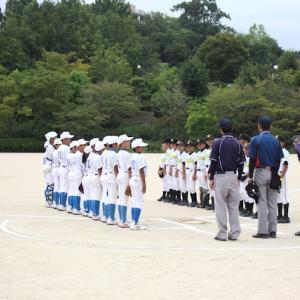 第19回富田林ロータリークラブ旗争奪少年軟式野球大会 7日目