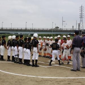 第19回富田林ロータリークラブ旗争奪少年軟式野球 第8日目