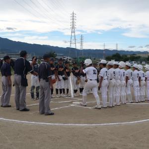 第19回富田林ロータリークラブ旗争奪少年軟式野球 第9日目