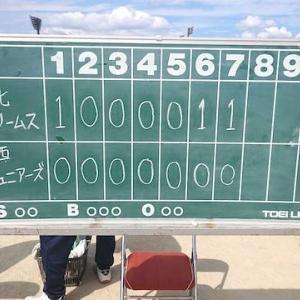 第19回富田林ロータリークラブ旗争奪少年軟式野球  11日目