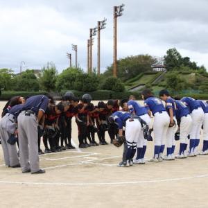 第19回富田林ロータリークラブ旗争奪少年軟式野球  13日目