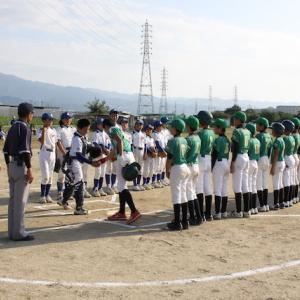 第19回富田林ロータリークラブ旗争奪少年軟式野球 18日目