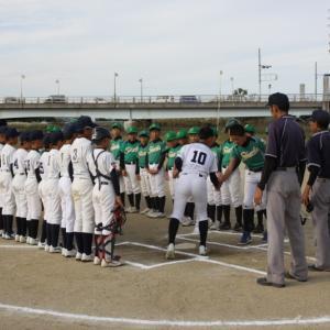 第19回富田林ロータリークラブ旗争奪少年軟式野球  21日目 準決勝戦