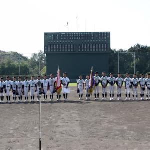 第19回富田林ロータリークラブ旗争奪少年軟式野球 閉会式