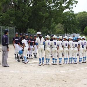 令和元年 2019 富田林少年野球連盟 Aクラス 秋季大会 決勝戦