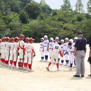 第19回富田林ロータリークラブ旗争奪少年軟式野球大会 二日目②
