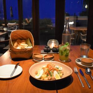 バリ島滞在記 ヘルシーで美味しい!インドネシア料理 シックスセンシズ