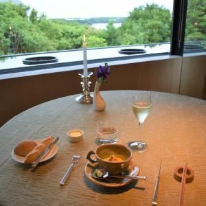 ザ・ひらまつホテル賢島 夕食