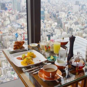 アラカルトでいただく都内のホテル朝食 10選