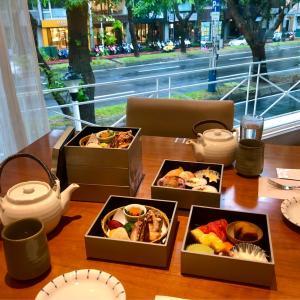 台湾で日式アフタヌーンティー