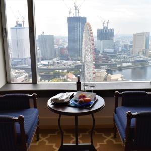 月15万円で横浜グランド インターコンチネンタルホテルに住む