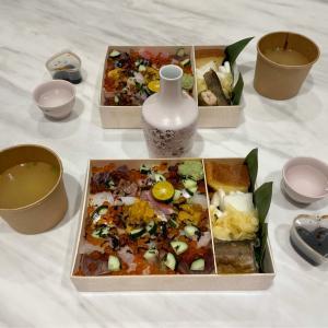 ちらし寿司のテイクアウト 鮨処 律