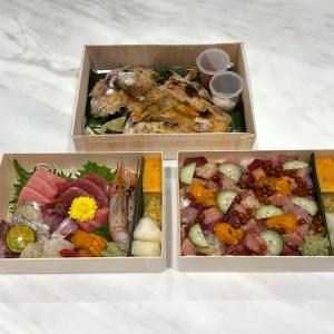 ちらし寿司のテイクアウト 朋鮨TOMO