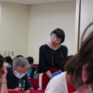 越谷市社福協「愛の詩基金」にて講演させていただきました。彩の国の方々へ・・。