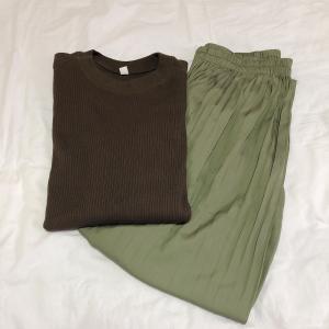 【ワードローブ】ミニマリストがユニクロで買い足した秋服2着。